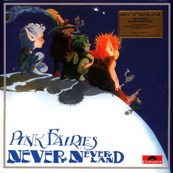 Pink Fairies - Never Never Land 1971