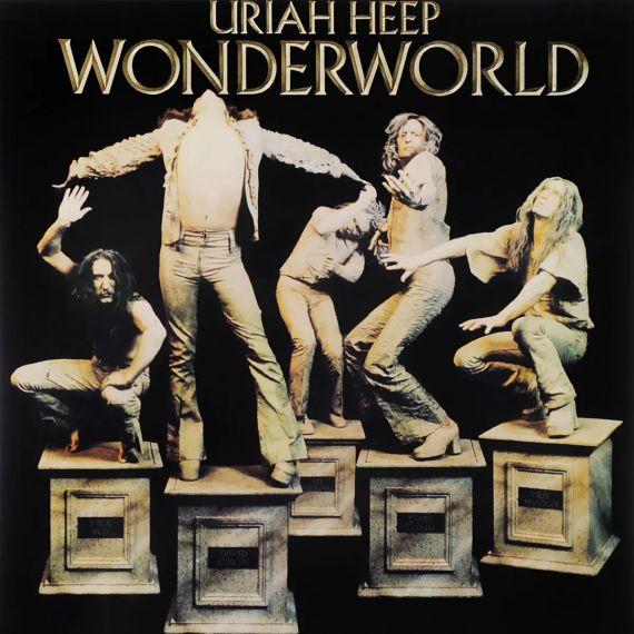 Uriah Heep - Wonderworld 1974