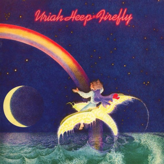 Uriah Heep - Firefly 1971