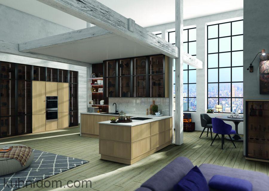 Кухня IRON