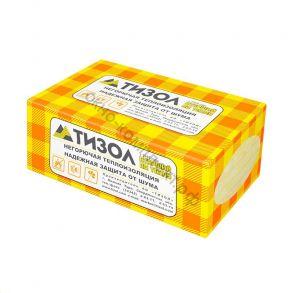 Тизол EURO Вент 80 кг/м3 1000*600*100*4 шт (0,24 м3/упак; 2,4 м2/упак)  код:084725