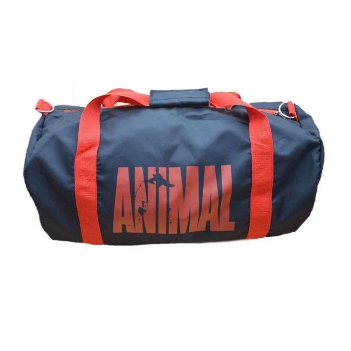 Сумка спортивная UN Animal (new red)
