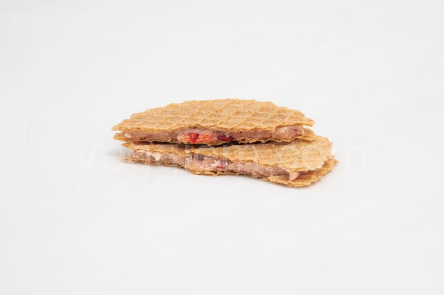 Сендвич клубника со сливками, 40 грамм
