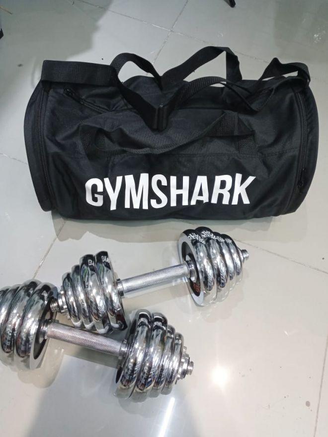 Сумка спортивная Gym Shark