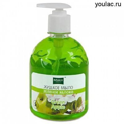 """Жидкое мыло """"Зеленое яблоко"""" , 500мл"""
