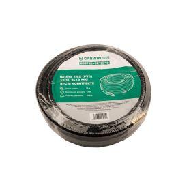 Шланг ПВХ (PVC) 8*13, 10 м, черный, БРС в комплекте