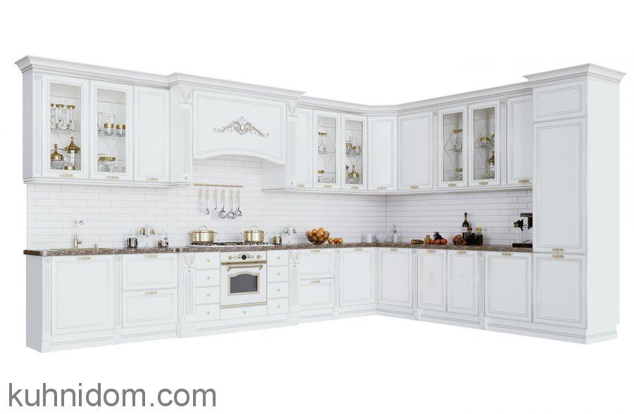 Кухня Кальяри угловая