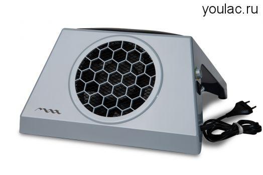 MAX ULTIMATE 6 (серый), супермощный настольный пылесос с черной подушкой, 65 вт