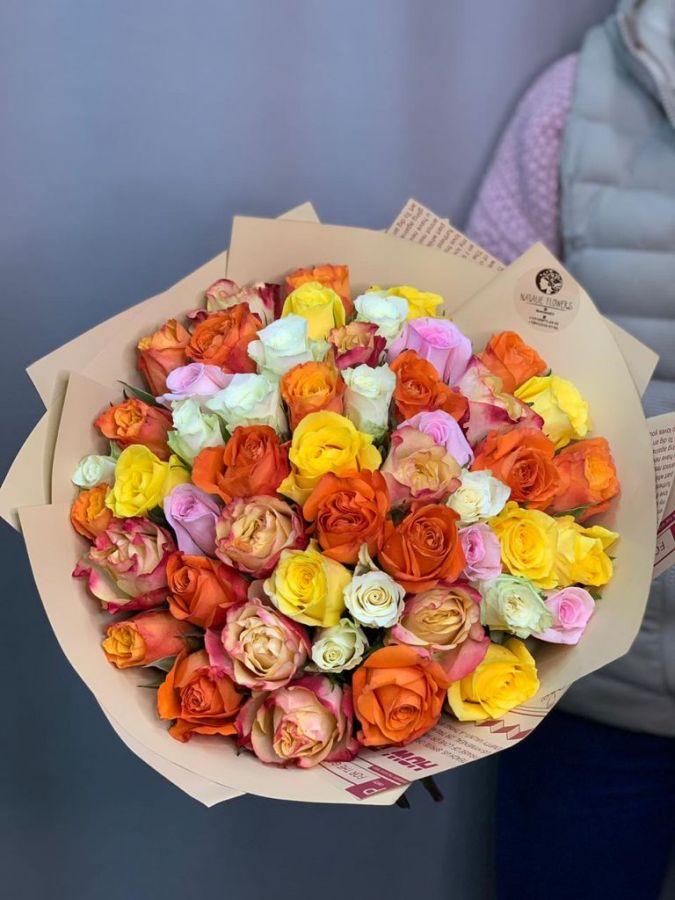 Букет дня! 51 Роза