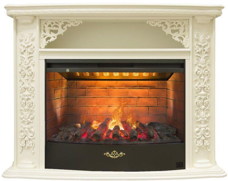 RealFlame Izabella 33 WT c FireStar 33 3D