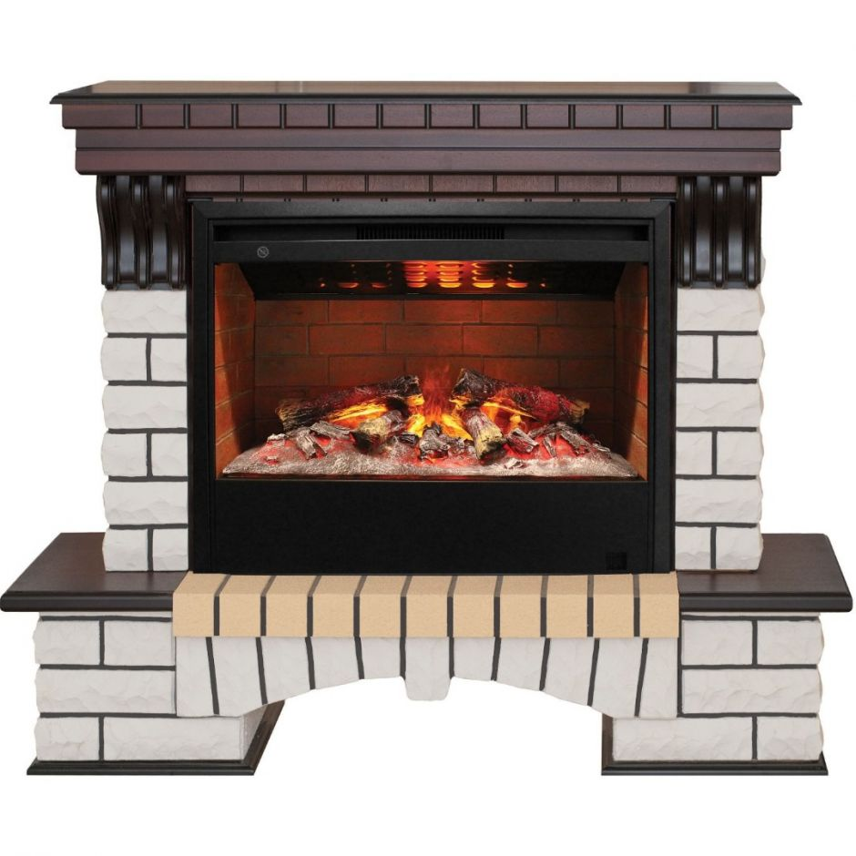RealFlame Country 26 AO с Helios 26 3D