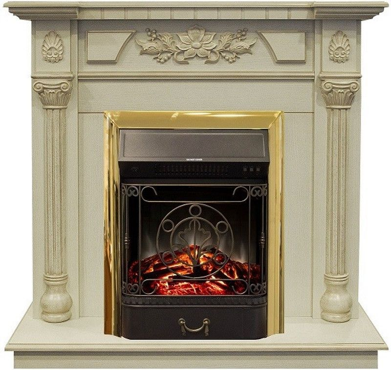 RealFlame Dacota WT с Majestic Lux BR S