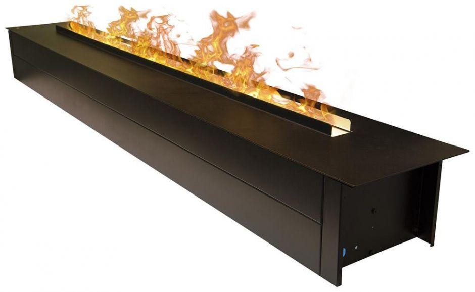 RealFlame Cassette 1000 3D Black Panel