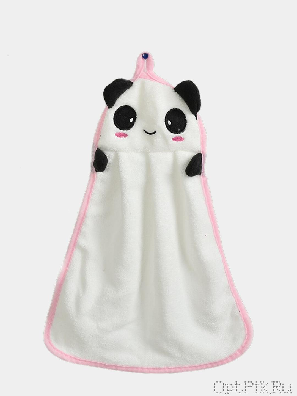 """Детское полотенце для рук """"Панда"""""""
