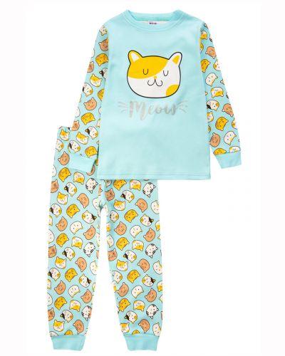 Пижама для девочки 3-7 лет Bonito Animals OP1276