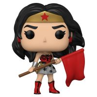 Фигурка Funko POP! Heroes DC Wonder Woman 80th Wonder Woman (Superman Red Son)