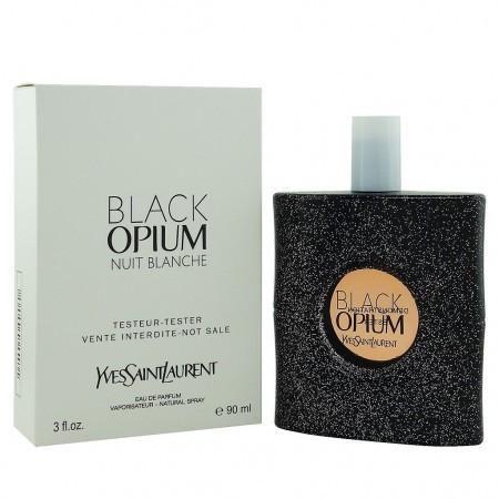 Тестер Yves Saint Laurent Black Opium Nuit Blanche EDP 90 мл (Sale)