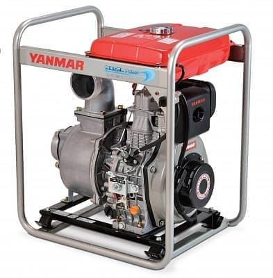 Дизельная мотопомпа Yanmar YDP40STN