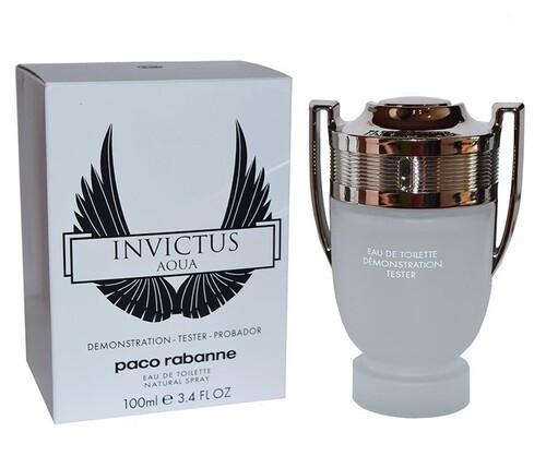 Тестер Paco Rabanne Invictus Aqua 100 мл (Sale)