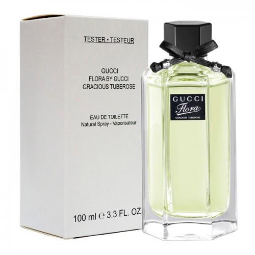 Тестер Flora By Gucci Gracious Tuberose 100 мл (Sale)