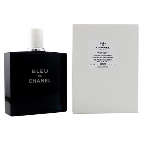 Тестер Chanel Bleu De Chanel Eau De Toilette 100 мл (Sale)