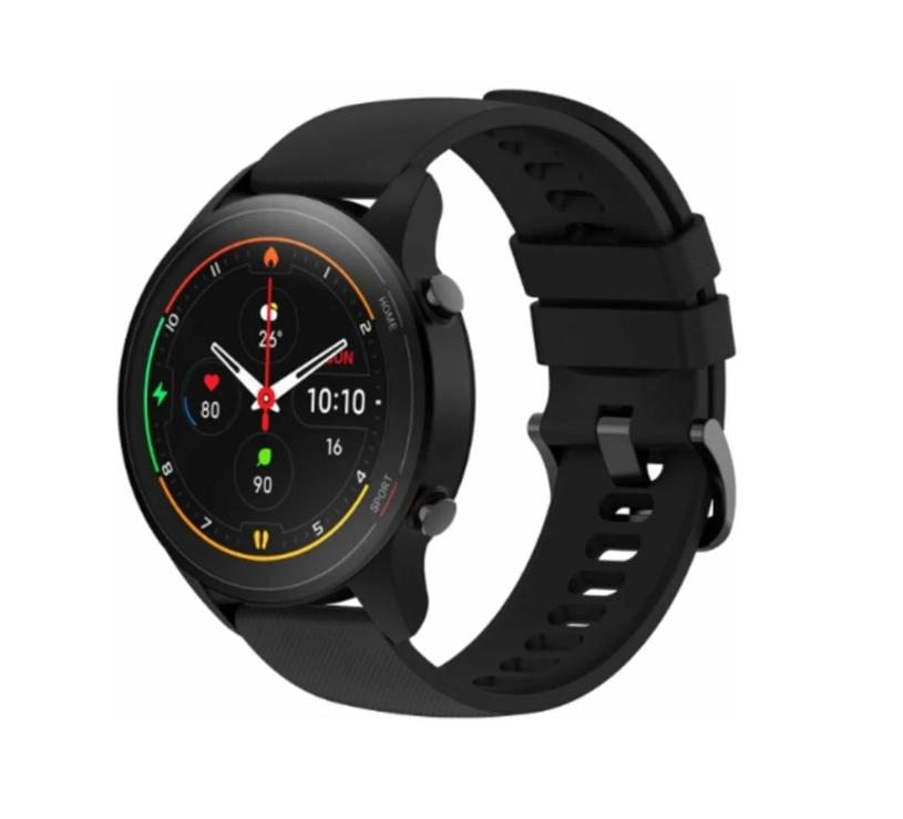 Умные часы Xiaomi Mi Watch (Черный) (RU/EAC)