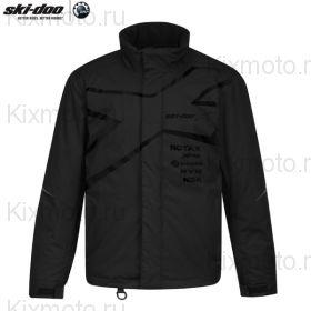Куртка Ski-Doo Holeshot - Black модель 2022г.