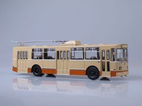 Троллейбус ЗИУ-9. 1:43. Start Scale Models (SSM)
