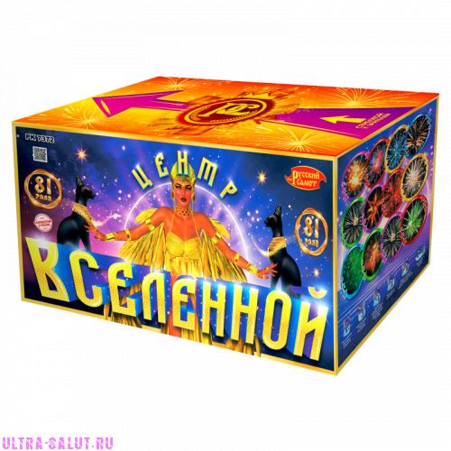 "Фейерверк РК7372 Центр Вселенной (1,0"" х 81)"