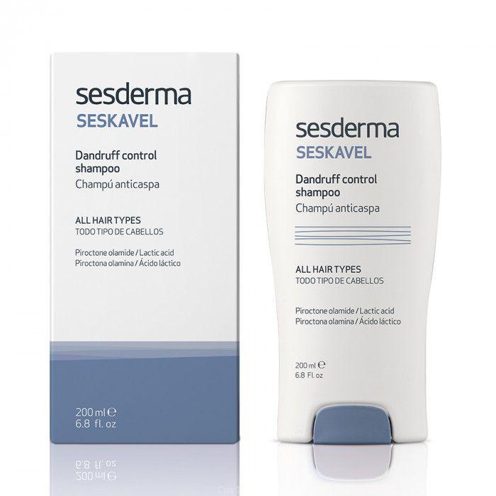 SESKAVEL Dandruff control shampoo – Шампунь против перхоти Sesderma (Сесдерма) 200 мл