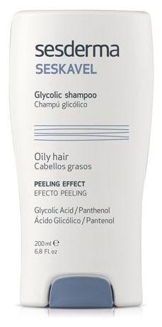 SESKAVEL Glycolic shampoo – Шампунь с гликолевой кислотой Sesderma (Сесдерма) 200 мл