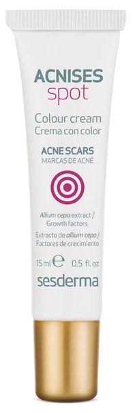 ACNISES SPOT Colour cream – Крем-корректор точечный Sesderma (Сесдерма) 15 мл