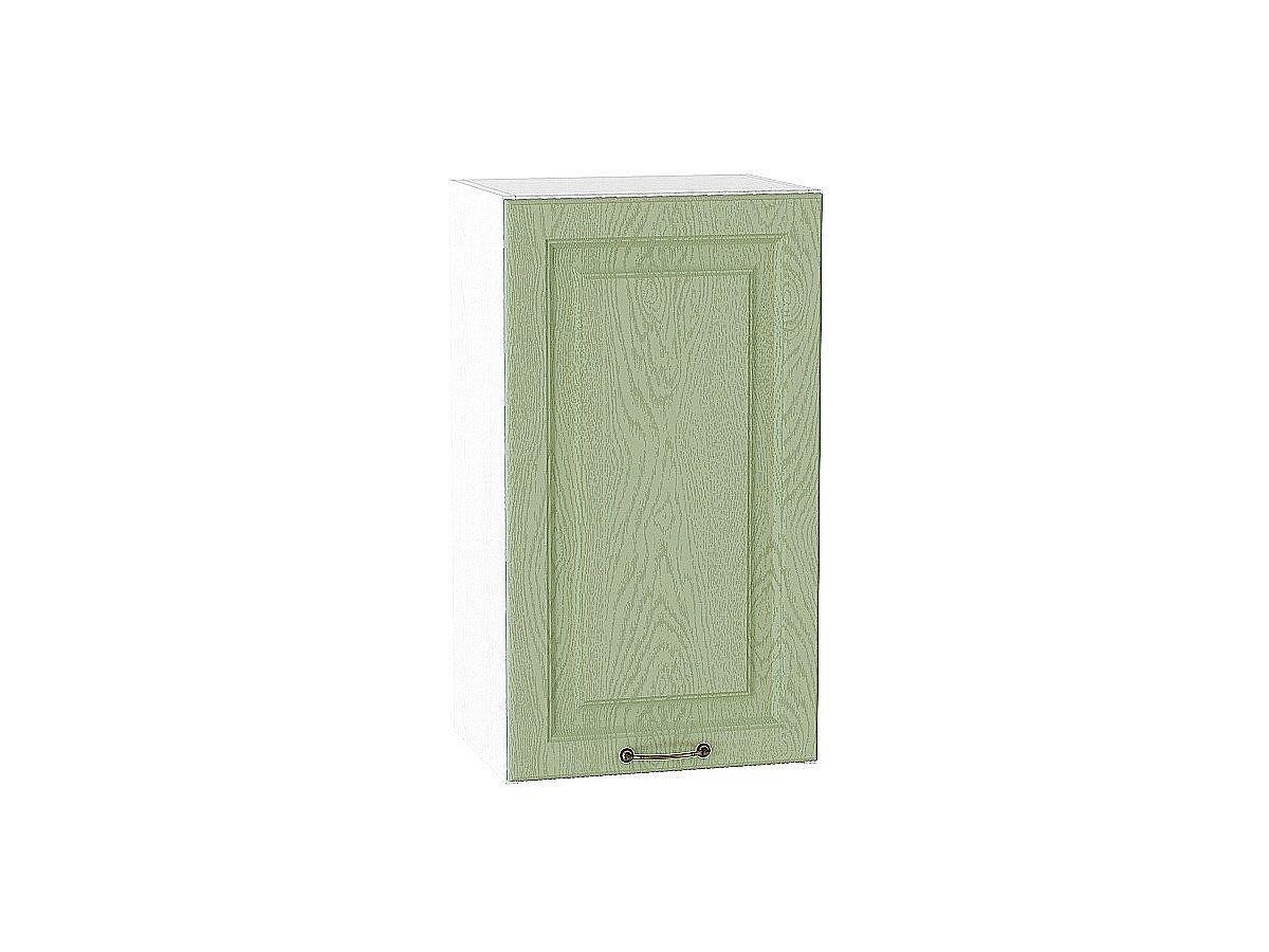 Шкаф верхний Ницца В400 (дуб оливковый)