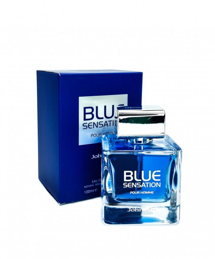 Парфюмерная вода Johnwin Blue Sensation 100 мл (ОАЭ)