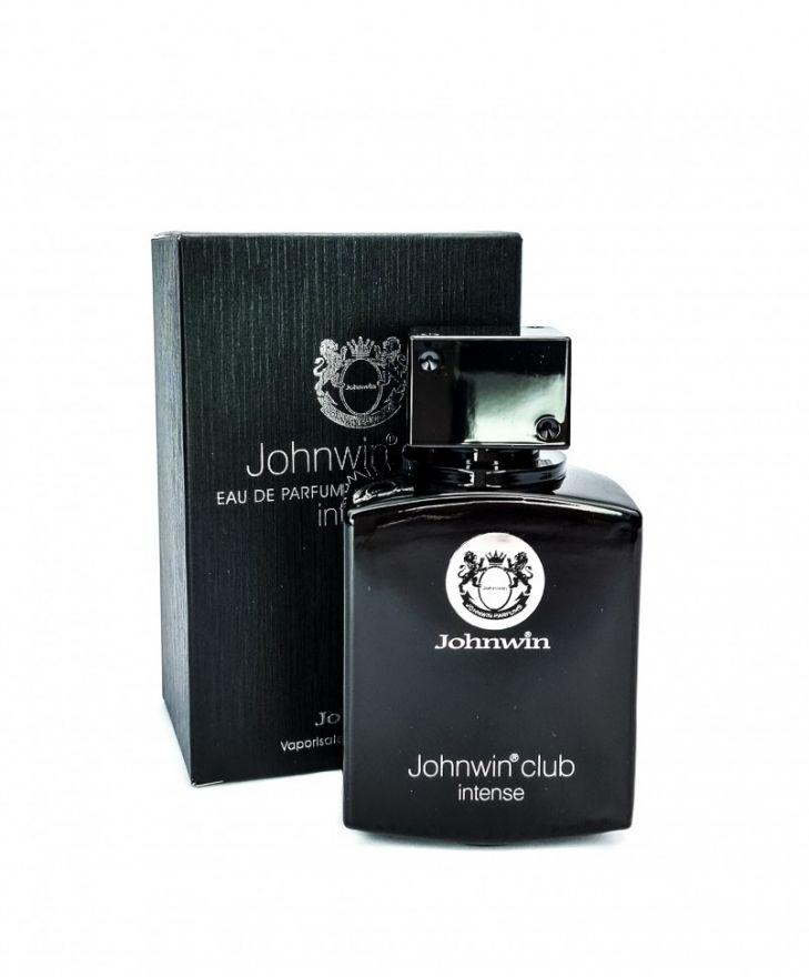 Парфюмерная вода Johnwin Club Intense 100 мл (ОАЭ)