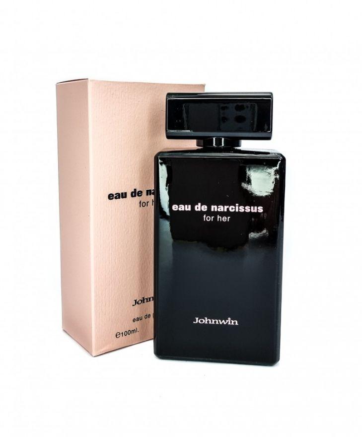 Парфюмерная вода Johnwin Eau De Narcissus For Her 80 мл (ОАЭ)