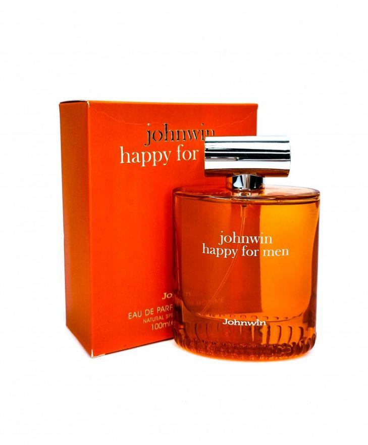 Парфюмерная вода Johnwin Happy For Men 100 мл (ОАЭ)