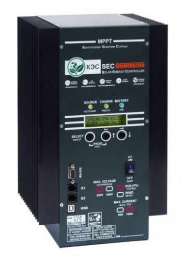 Контроллер заряда КЭС DOMINATOR 200/100