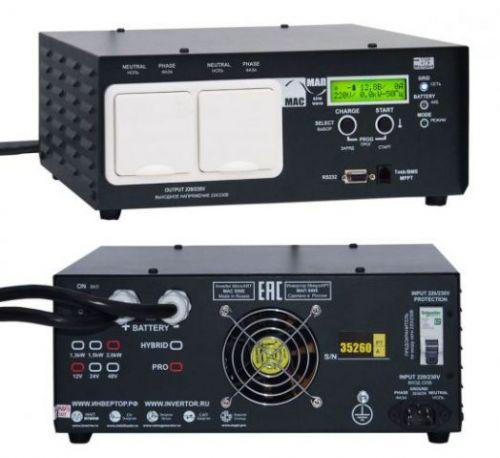 Инвертор МАП HYBRID 2 кВт 24В