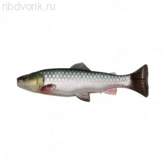 Приманка SG 3D Craft Trout Pulsetail 16 Green Silver 71838