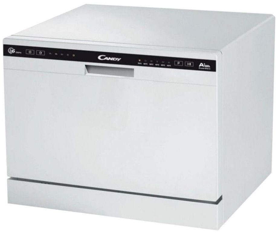 Компактная настольная посудомоечная Candy CDCP 6/E