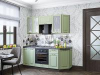 Модульная кухня Ницца-01 в цвете дуб оливковый
