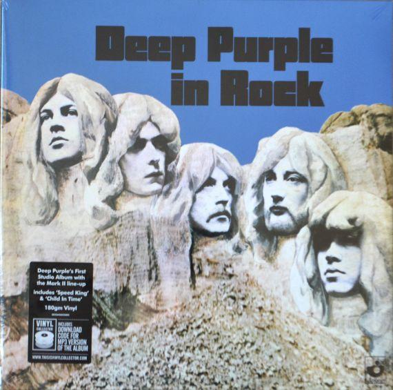 Deep Purple – Deep Purple In Rock 1971