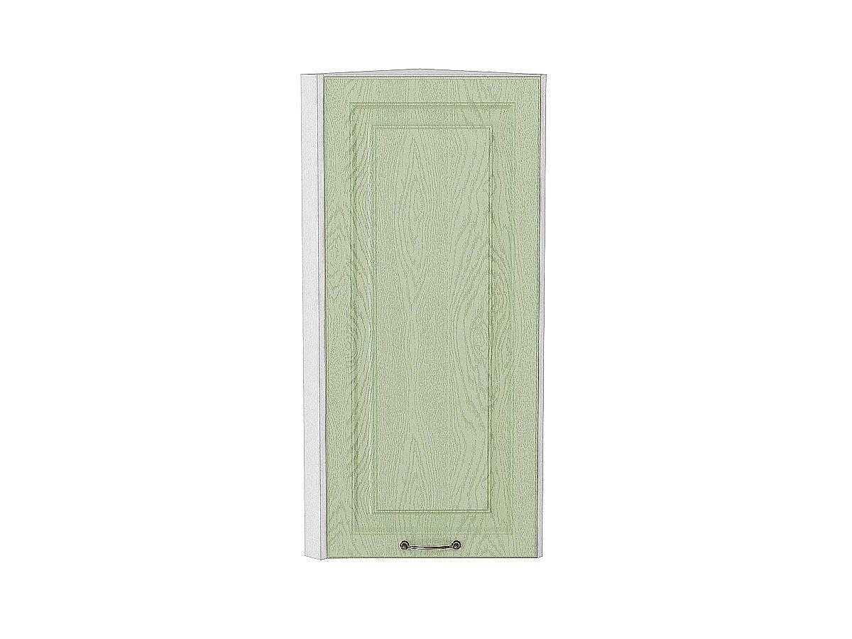 Шкаф верхний торцевой Ницца ВТ230Н (дуб оливковый)