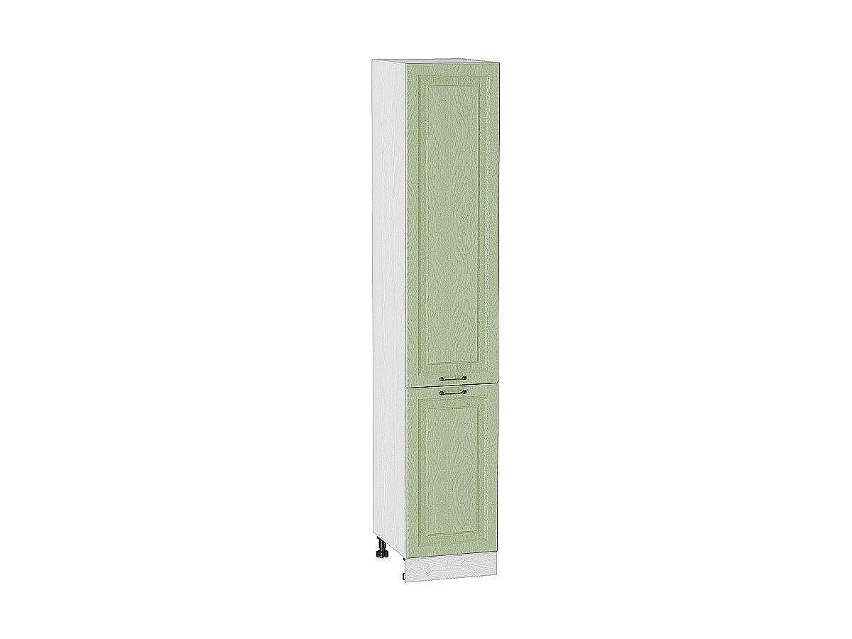Шкаф пенал Ницца ШП400 (дуб оливковый)