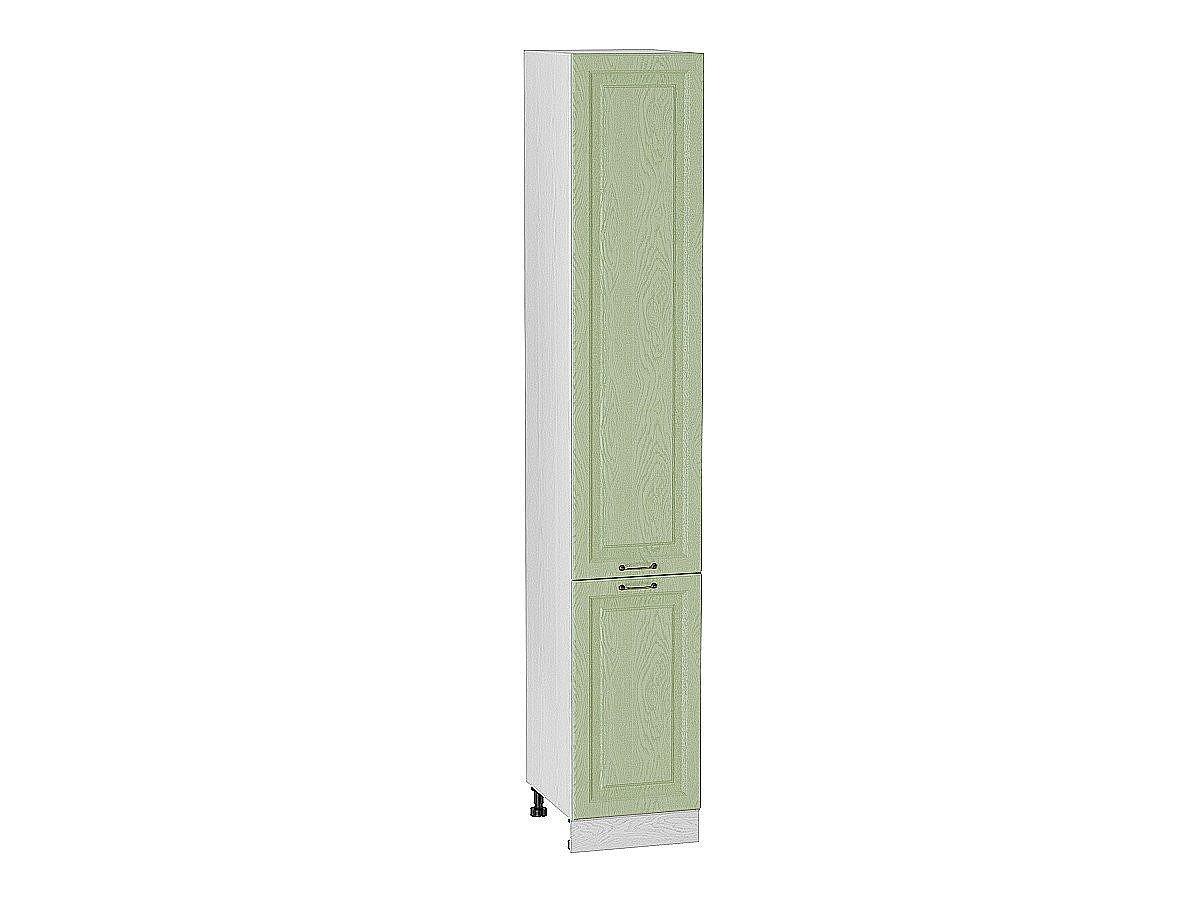 Шкаф пенал Ницца ШП400Н (дуб оливковый)