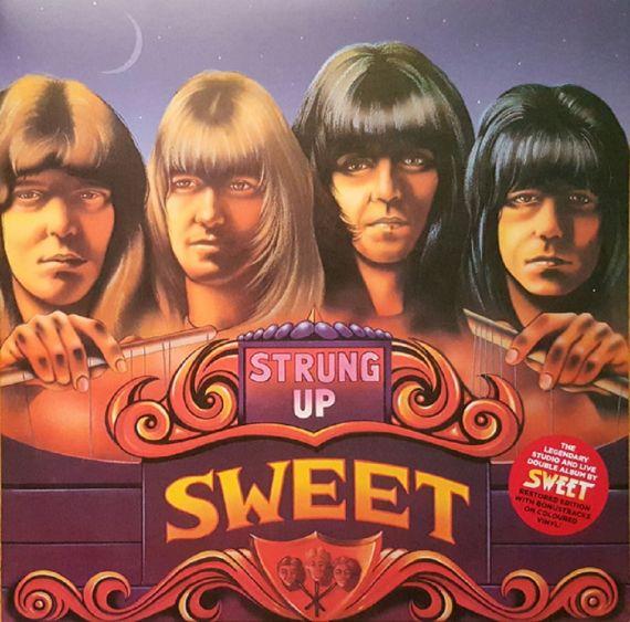 Sweet – Strung Up 1975