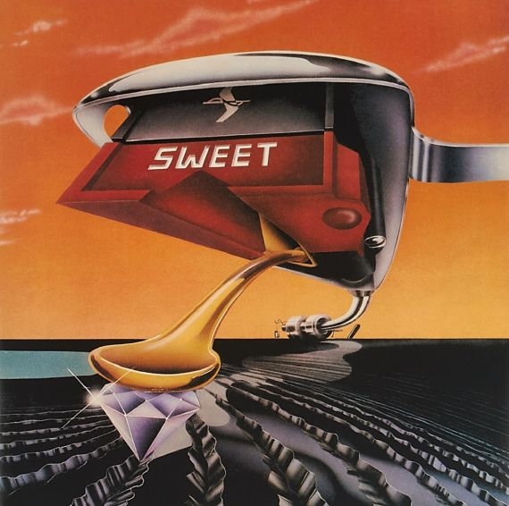 Sweet - Off The Record 1977