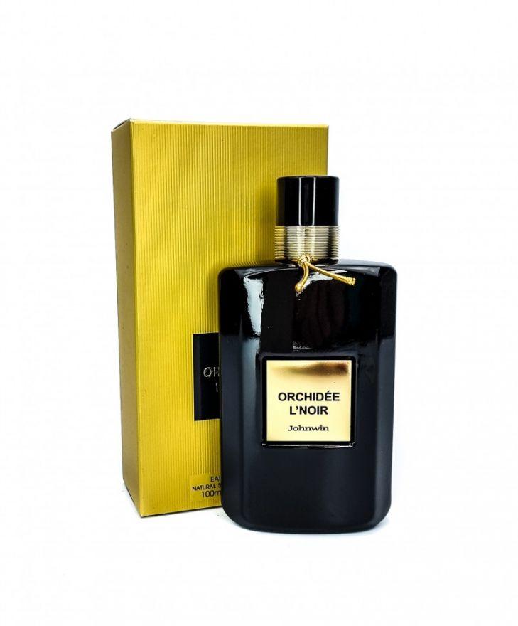 Парфюмерная вода Johnwin Orhidee L'Noir 100 мл (ОАЭ)