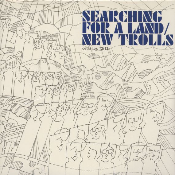 New Trolls – Searching For A Land 1972